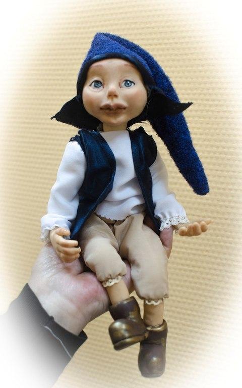 Мастер класс по изготовлению куклы из полимерной глины